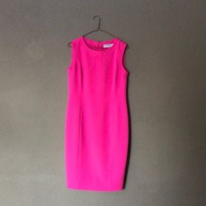 Small Business Dress Pink